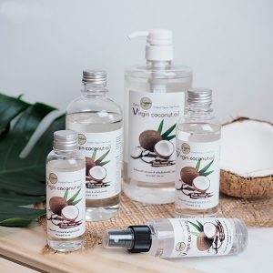 i nature Extra Virgin Coconut Oil