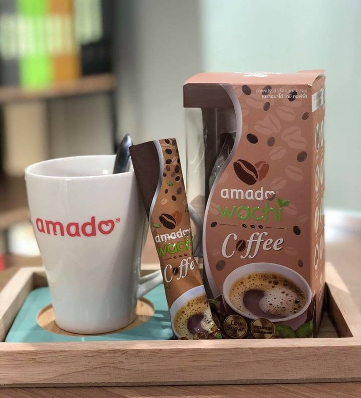 Amado Wachi Coffee