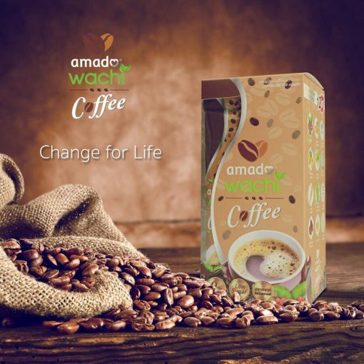 Amado Wachi Coffee