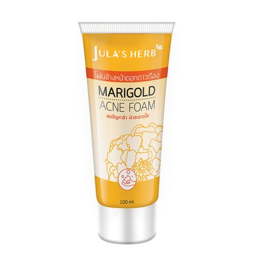 Marigold Acne Foam