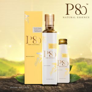 P80 Natural Essence 100% Natural Longan Juice