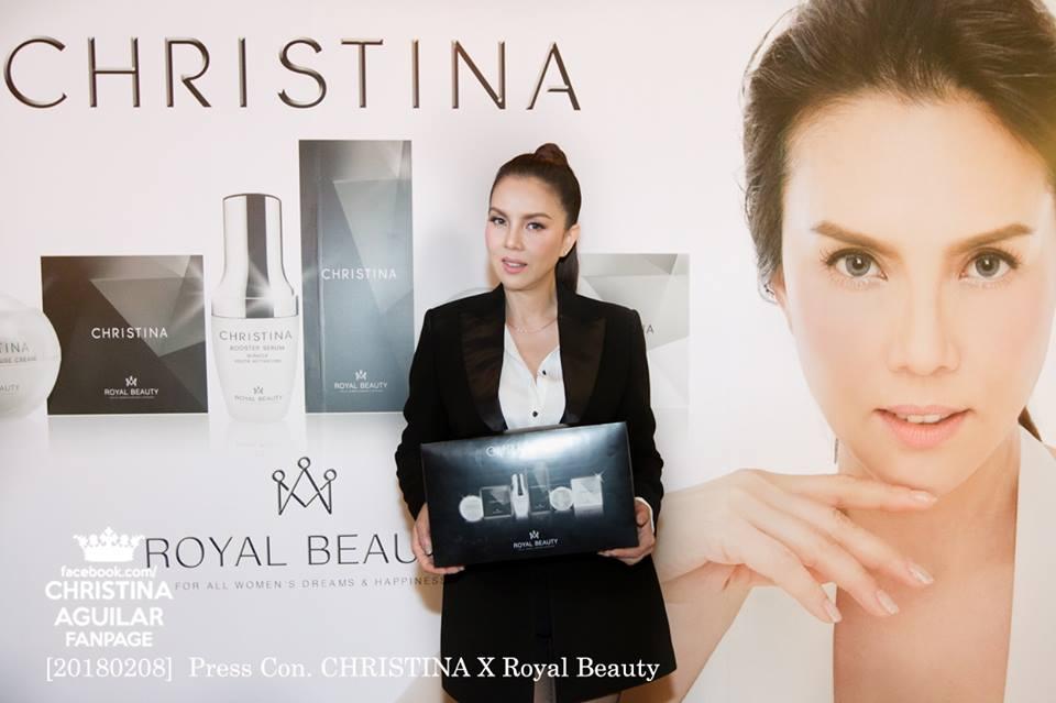 Royal Beauty Christina Booster Serum