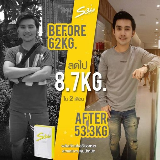 S360 Dietary Supplement Product