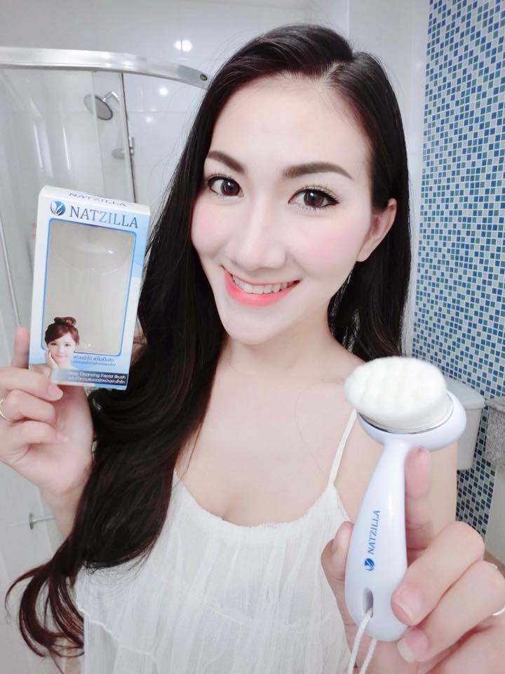 Deep Cleansing Facial Brush