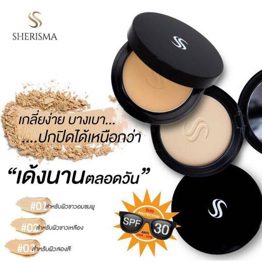 Sherisma Magic Two Way Powder