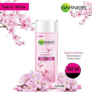Garnier Sakura White Pinkish Radiance Essence Lotion