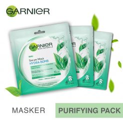 Garnier Serum Mask Hydra Bomb Purifying