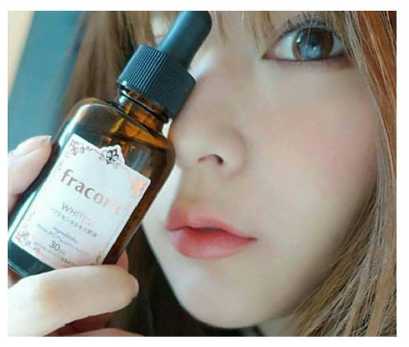 Fracora Placenta Extract Serum WHITE'st