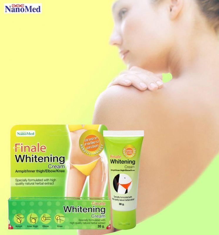 NanoMed Finale Whitening Cream