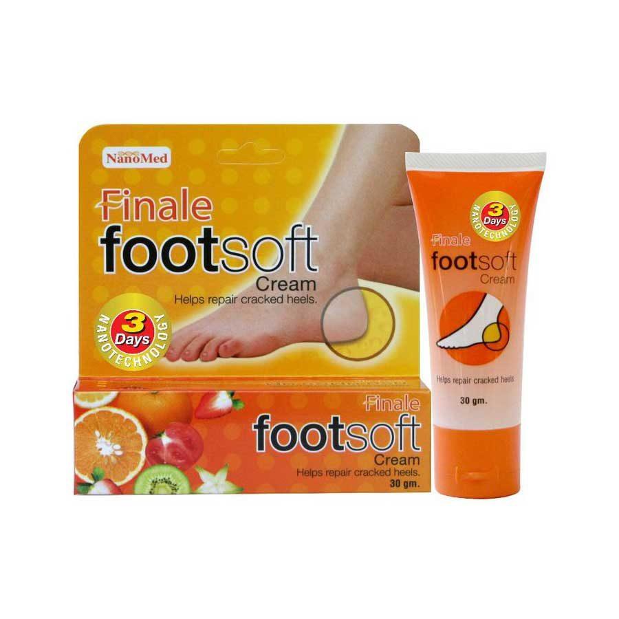Nanomed Finale Footsoft Cream