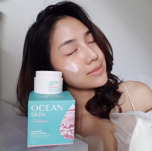 Ocean Skin Collagen Speedy Cream