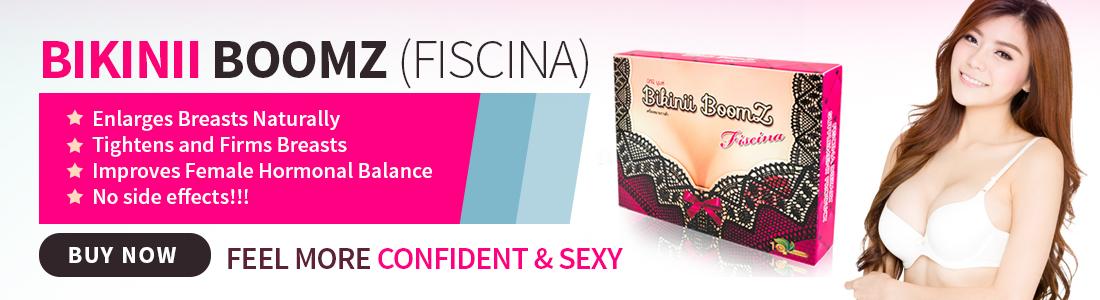 Bikinii Boomz Breast Enhancement Pills