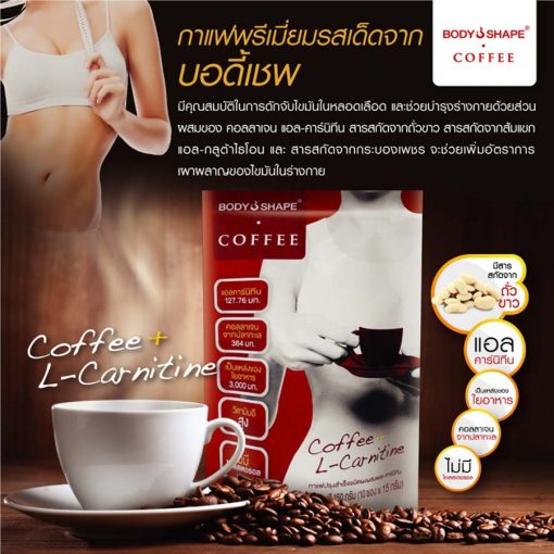 Body Shape Coffee