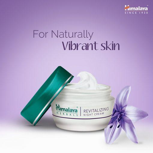 Himalaya Herbals Revitalizing Night Cream