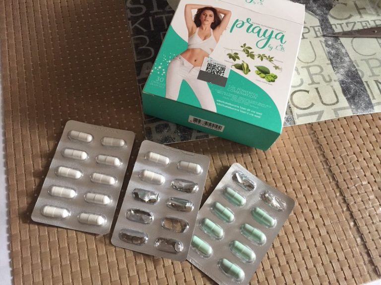 Praya by LB Dietary Supplement Product photo review