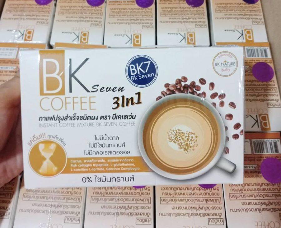 BK Seven Coffee