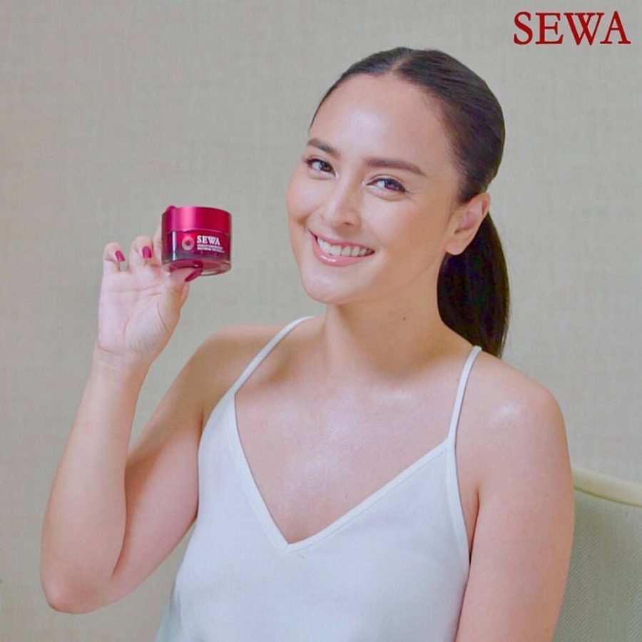 Sewa Rose Whitening Day Cream SPF50+