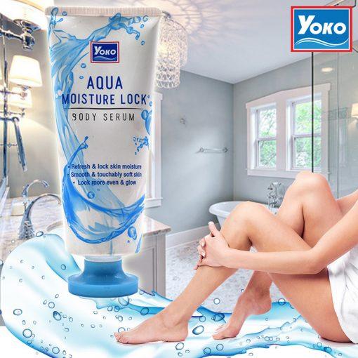 Yoko Aqua Moisture Lock Body Serum