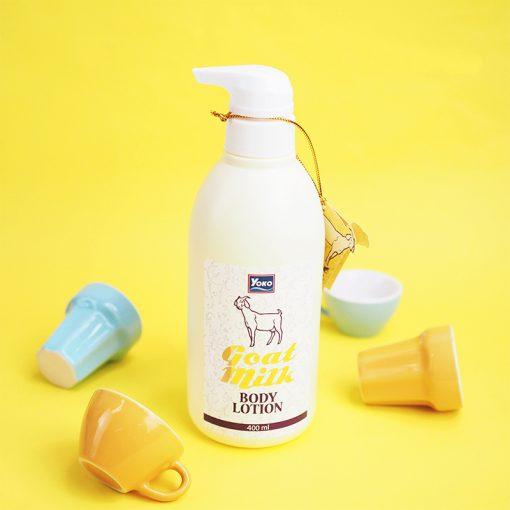 Yoko Goat Milk Body Lotion