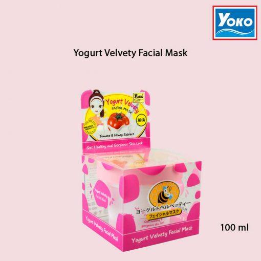 Yoko Gold Yogurt Velvety Facial Mask