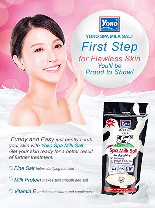 Yoko Spa Salt