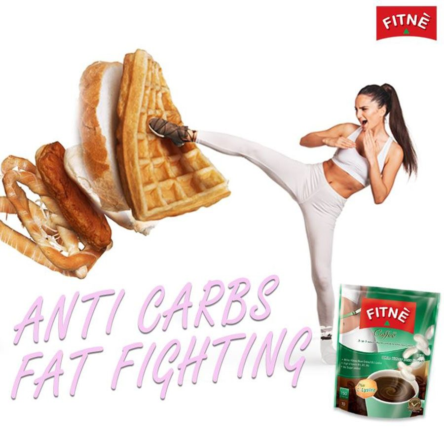 Fitne Coffee Mix With White Kidney Bean Extract
