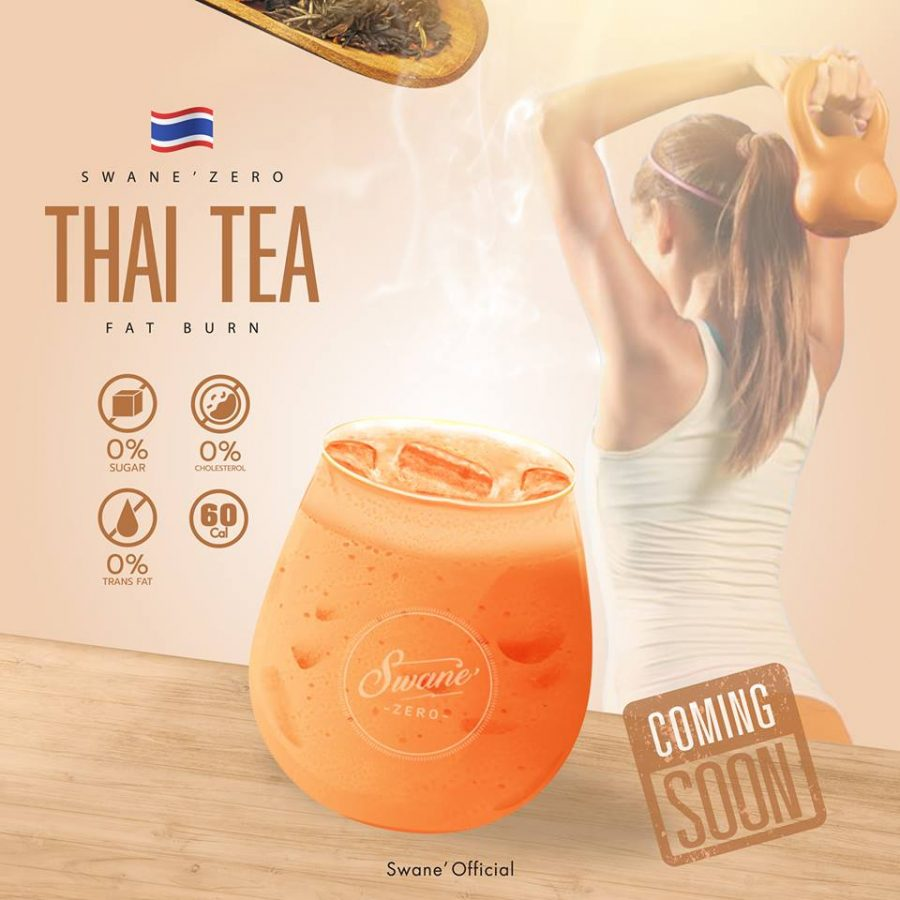 Swane' Zero Thai Tea