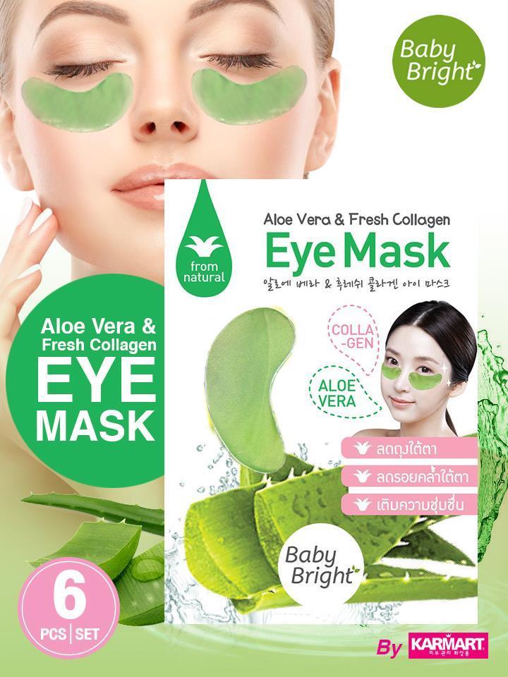 Eye Mask Baby Bright