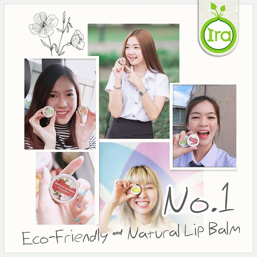 Ira Natural Lip Balm