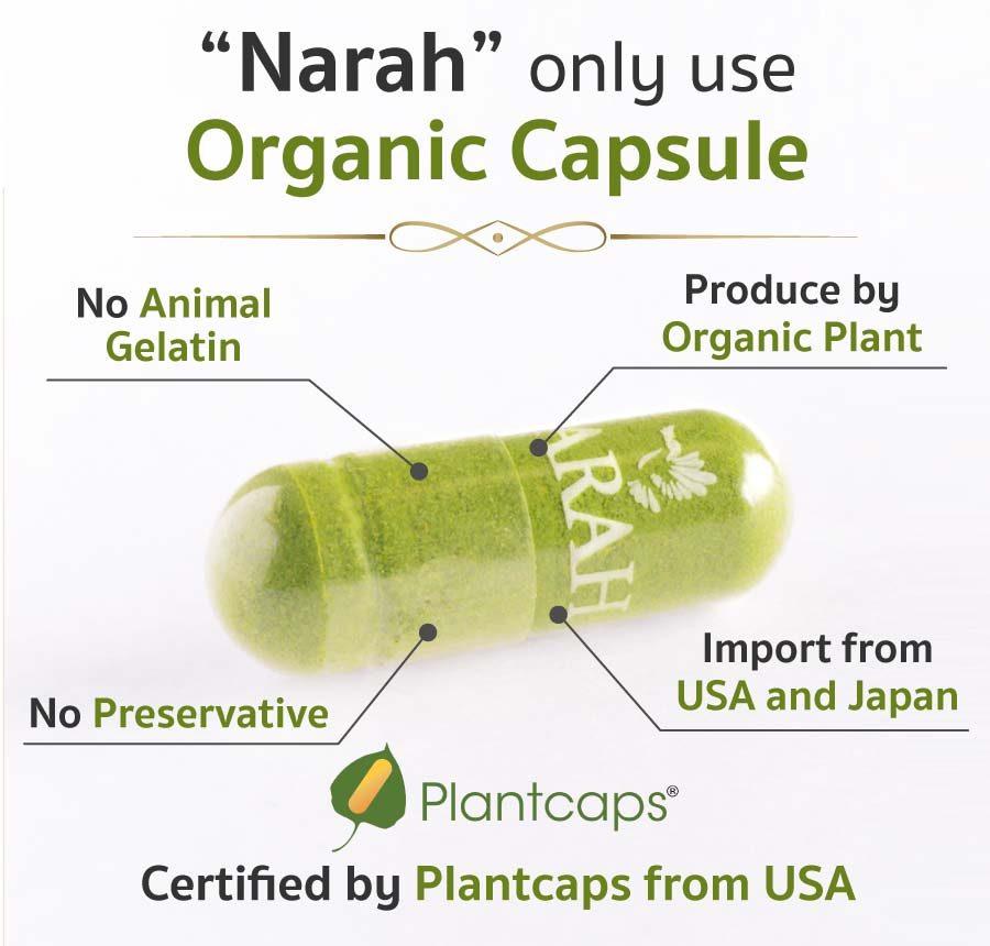 Narah Herbal Capsule