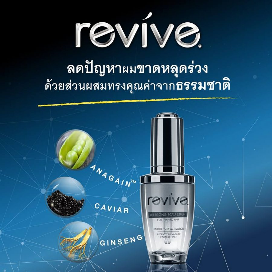 Revive Energizing Scalp Serum