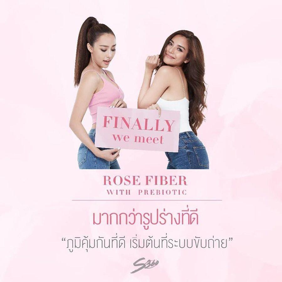 S360 Rose Fiber
