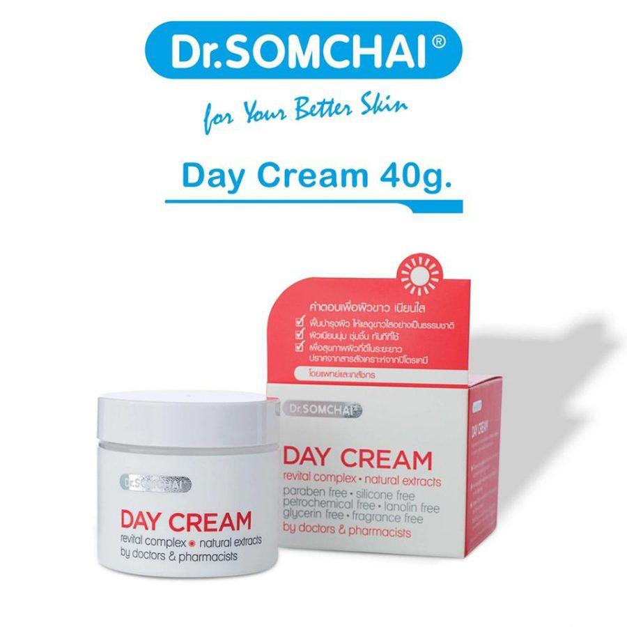 Dr.Somchai Day Cream