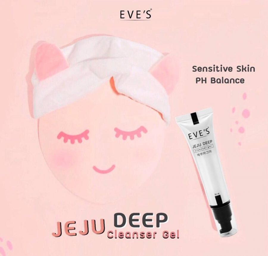EVE'S Jeju Deep Cleanser Gel