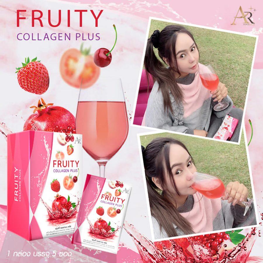 Fruity Collagen Plus by Aura Rich