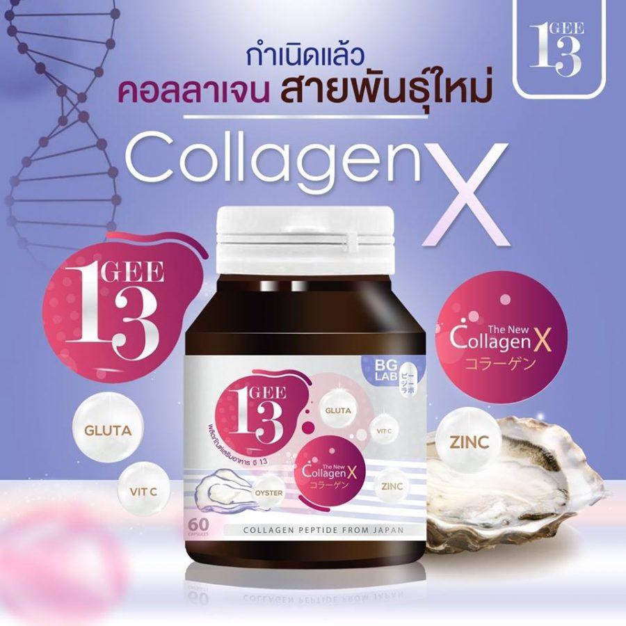 Gee13 Collagen X