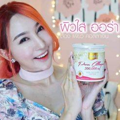 Real Elixir Pure Collagen 200,000 mg - Thailand Best..