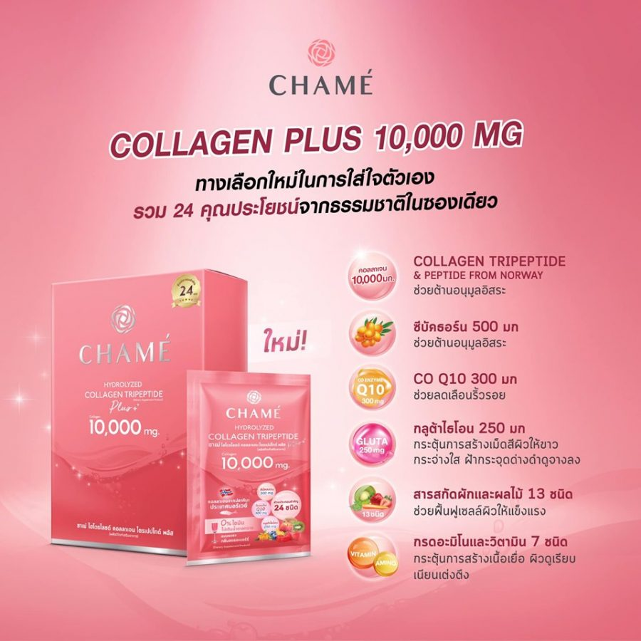 CHAME Hydrolyzed Collagen