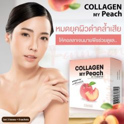 Collagen My Peach by Fonnfon