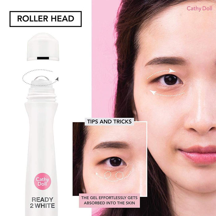 Ready 2 White Milky Tone Up Eye Serum