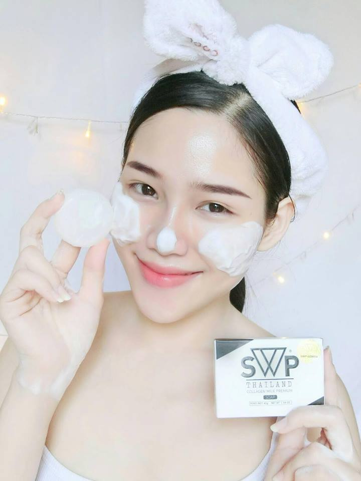 SWP Collagen Milk Premium Soap