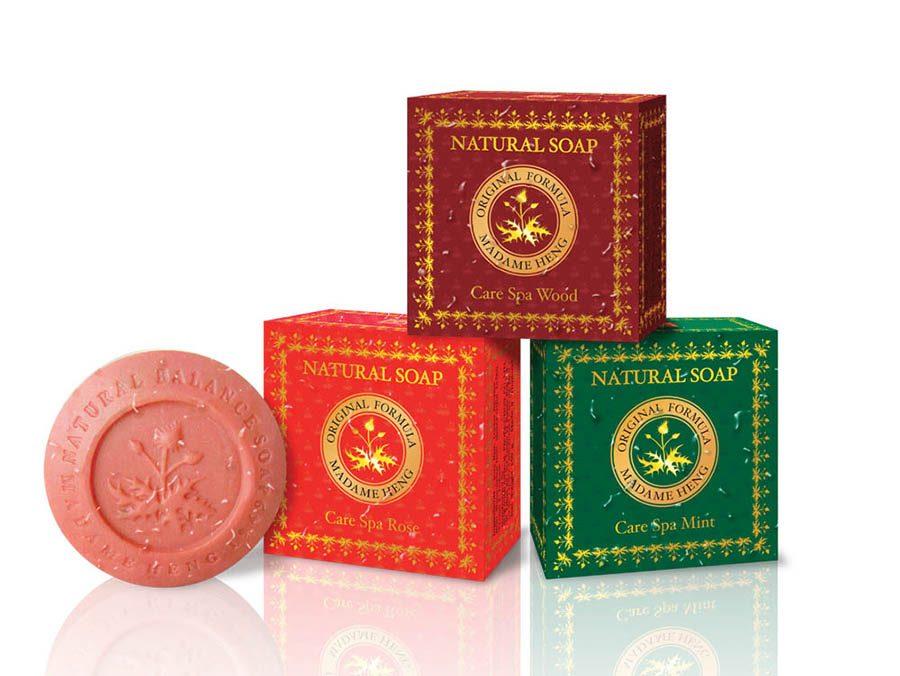 Madame Heng Natural Balance Soap Care Spa
