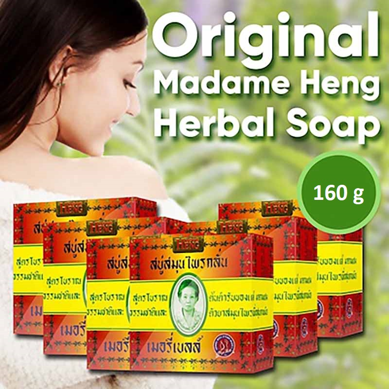 Madame Heng Original Herbal Soap