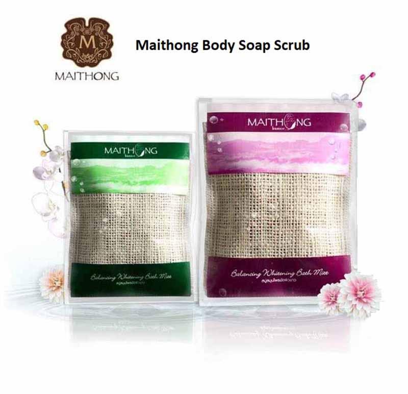 Maithong Skin Whitening Soap