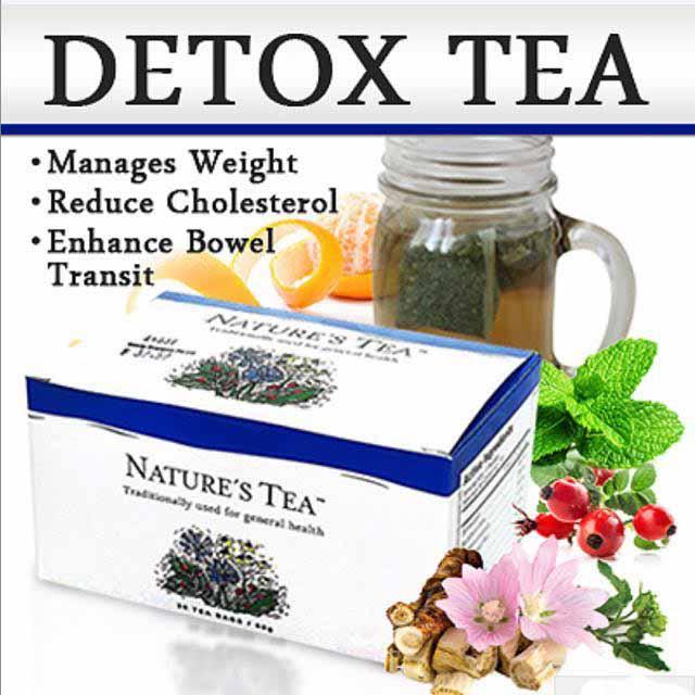 Nature's Tea Infusion