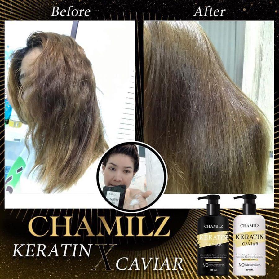 CHAMILZ KERATIN X CAVIAR