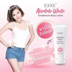 Exxe' Absolute White Glutathione Body Lotion