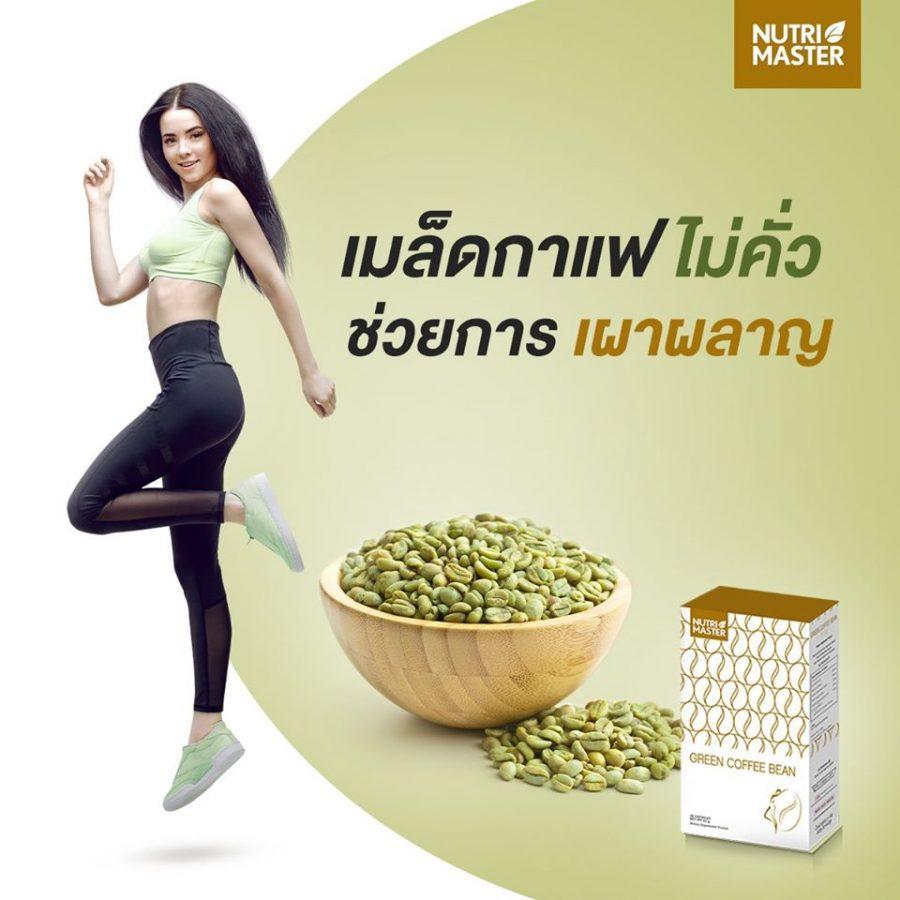 Nutri Master Green Coffee Bean Plus