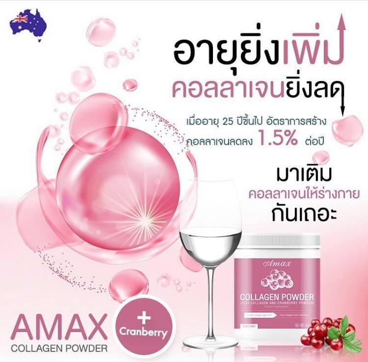 Amax Collagen Powder Review