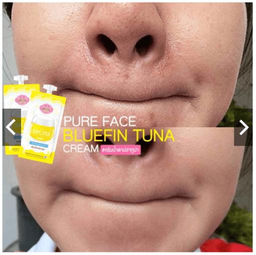 Pure Face Bluefin Tuna Cream Review